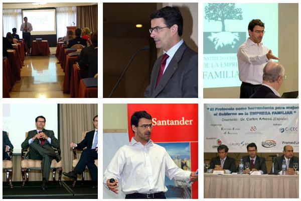 Carlos Arbesu Speaker