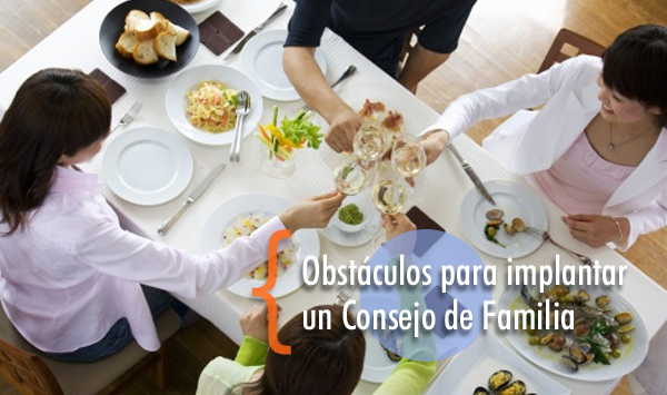 CarlosArbesu_Obstáculos para implantar un Consejo de Familia
