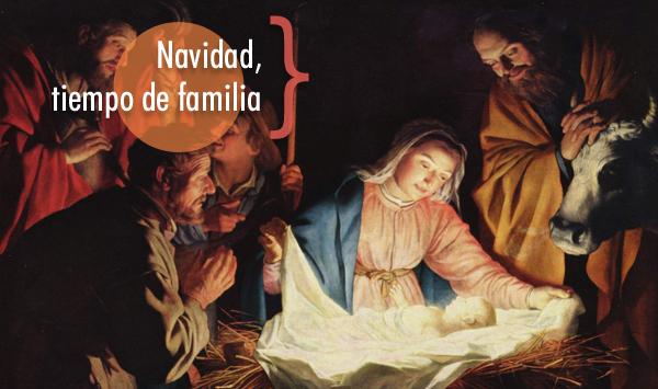 Carlos Arbesu_Navidad tiempo de Familia